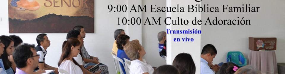 Horarios Culto Slide