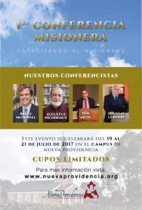 Imagen publicidad conferencia